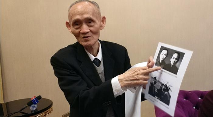 八旬游子高秉涵:有生之年,惟愿台湾重回祖国母亲怀抱
