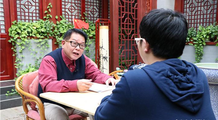 """""""寂寞的台湾人""""融入了祖国大陆百姓生活"""