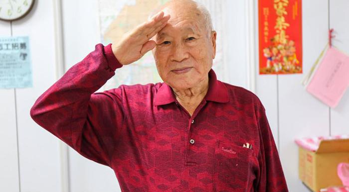 老兵张庆华:离开四十年后家人才知道我在哪里
