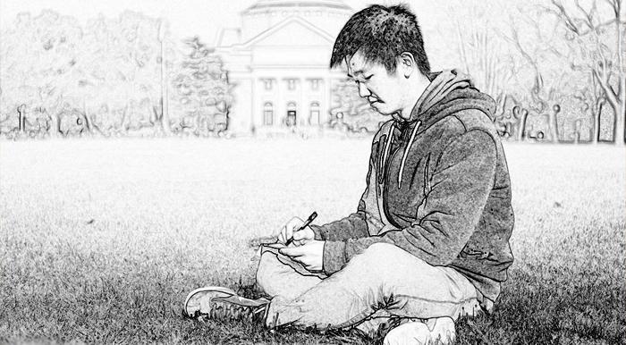 台湾青年李政轩:希望大家对大陆的认识更公正更全面