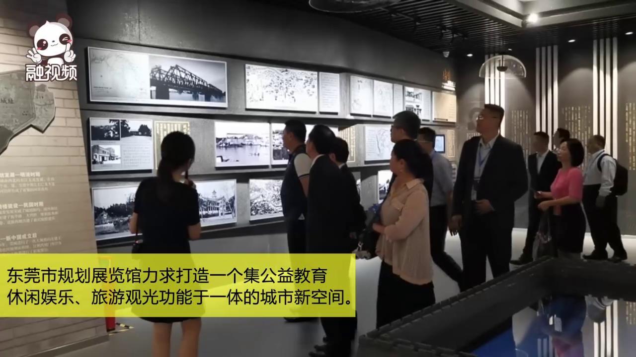 融融访台商:结合东莞城市发展,达成更好未来图片