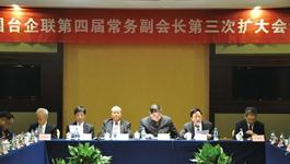 第四届常务副会长第三次(扩大)会议在郑州召开